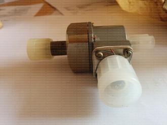 Датчик давления малогабаритный теплостойкий типа ТМД