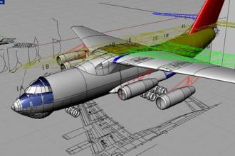 IL-76 parts