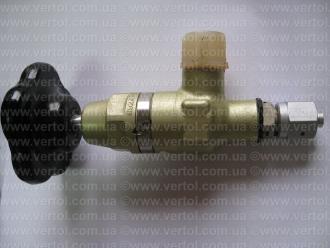 вентиль запорный 992АТ-3