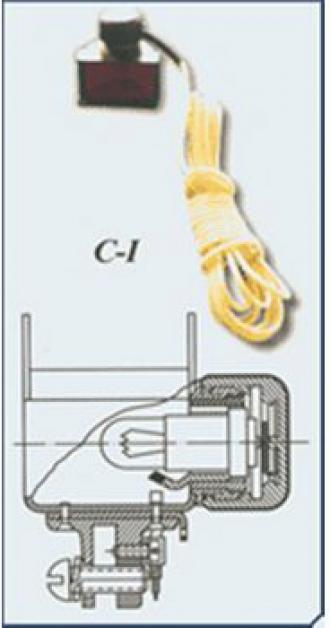 Лампа сигнальная С-1