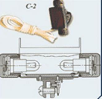 Лампа сигнальная С-2