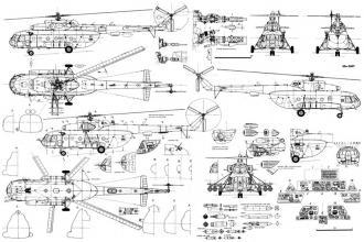 Перечень запчастей Ми-8