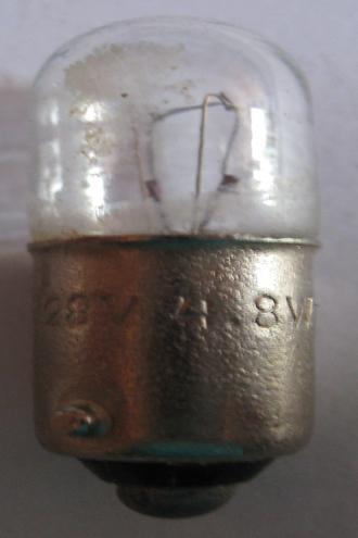 Лампа СМ 28-4,8