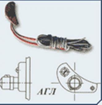 Схема светильника АГЛ