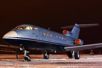 Запчасти Як-40